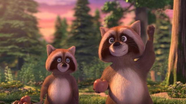 動漫《熊出沒之探險日記2》的兩個細節穿幫,小夥伴們發現了嗎?