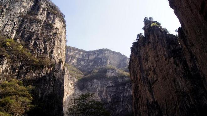 太行山風景圖片