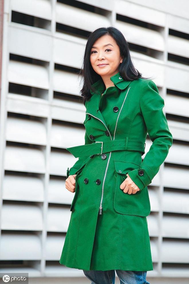 """她是周潤發前女友,金庸最喜歡的""""小龍女"""",如今淡出娛樂圈"""
