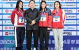 葉詩文獲全國游泳冠軍賽女子200米混合泳冠軍