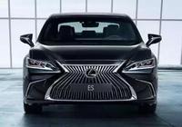 一月賣了14403臺新車,雷克薩斯在華銷量微增5.3%
