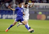 美洲盃|巴拉圭逼平阿根廷