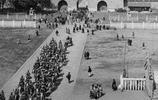 老照片上已消失歷史:皇城第一門之大清門