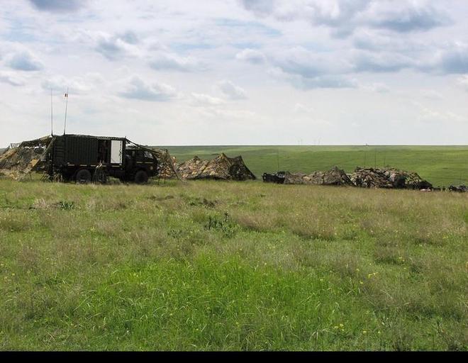 前蘇聯和以色列技術的混血兒:羅馬尼亞第8炮兵旅LAROM火箭炮圖集