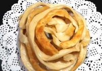 教你做特色麵條美食:螺旋麵條餅