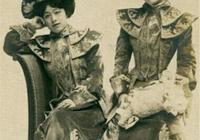 清末老照片:堪比女星的時髦貴族,竟是慈禧身邊的這兩名公主