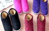 """老式拖鞋扔了吧,如今流行這""""暖洋洋""""的包跟拖鞋,冬天穿賊暖和"""