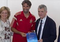 貝萊隆開啟教練生涯,執教拉斯帕爾馬斯青年隊