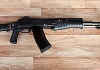 盤點俄羅斯突擊步槍點射王AN94 網友:美國人永遠搞不懂它的後座裝置原理