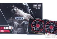 XFX RX 560黑狼版評測:穩步漸進的提升