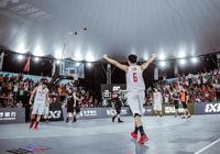 連續兩場打爆21分,3x3籃球亞洲盃中國男隊晉級八強