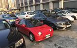 香港街頭隨時看車展,經典車老爺車大飽眼福