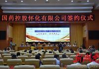 中國醫藥集團在懷化成立分公司
