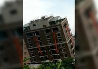 12層40米高,小金口一9年高樓違建被拆