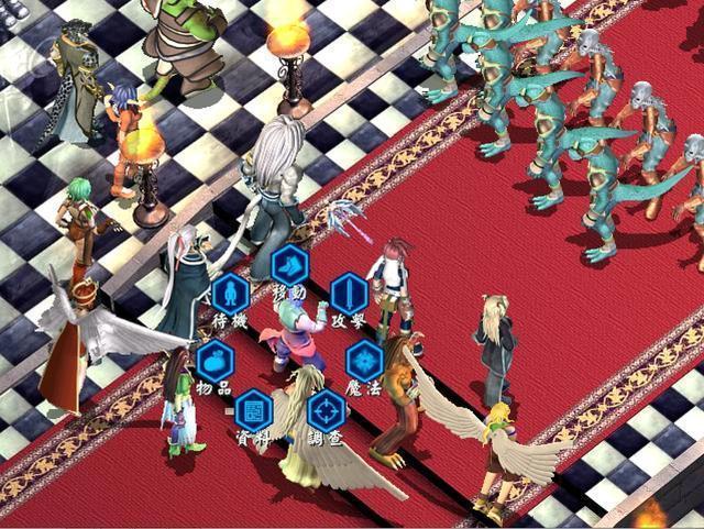 當年玩過最經典的單機遊戲《幻世錄》,戰棋類遊戲的巔峰之作
