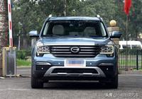 17萬左右買輛國產車是什麼體驗?全新傳祺GS8,外觀變精緻了