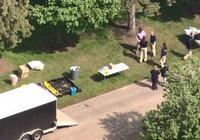 底特律警方試圖搜尋被害人蹤跡,一鏟子挖下去,結果竟然有7具