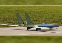 比全球鷹大一倍!神鵰無人機可聯合空警500作戰,成隱形戰機剋星