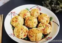 豆腐丸子的新做法,不炒不炸,做出來口感鮮美好吃,太香了