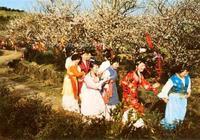 《紅樓夢》裡的桃花,暗示林黛玉的悲劇命運!