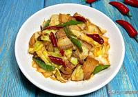回鍋肉和它搭配最下飯,脆嫩爽口,好吃不油膩,越吃越解饞!