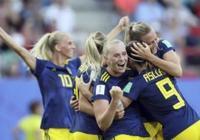 女世界盃:英格蘭女足VS美國女足