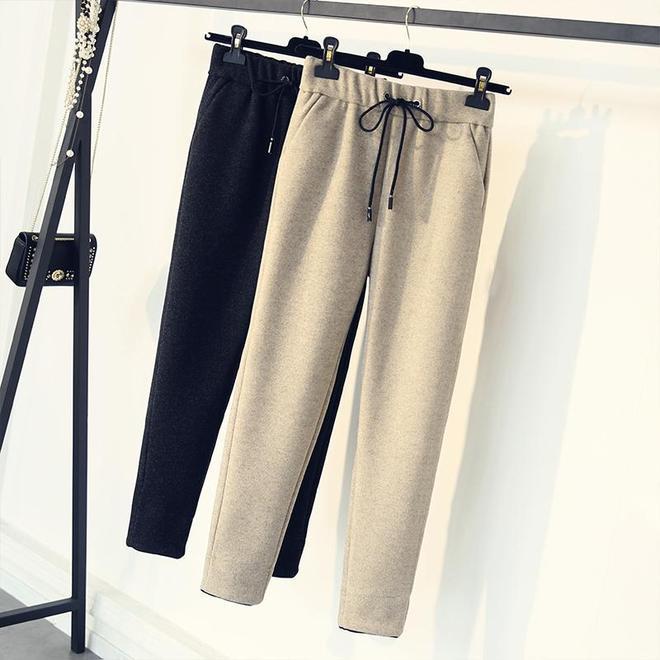 找了N遍,終於找到這衛衣,搭小腳褲,暖嫩洋氣,特適合小個子穿