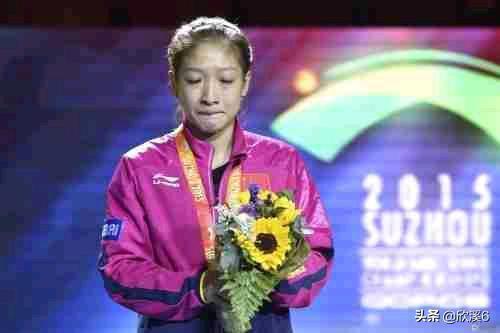 劉詩雯當年為何被國乒禁賽?你怎麼看?