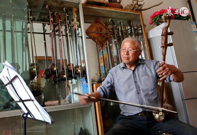 蘇州木軫六角蟒皮二胡兒童成人演奏胡琴學生教學拉弦民族樂器
