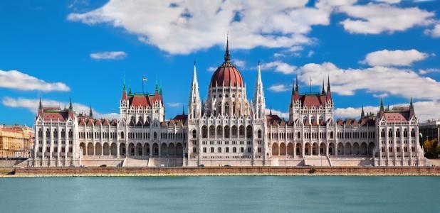 匈牙利布達佩斯——多瑙河明珠