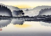 純美明淨的風景版畫欣賞