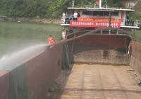 梧州蒼梧海事處聯合交通部門強化轄區航運公司安全監管