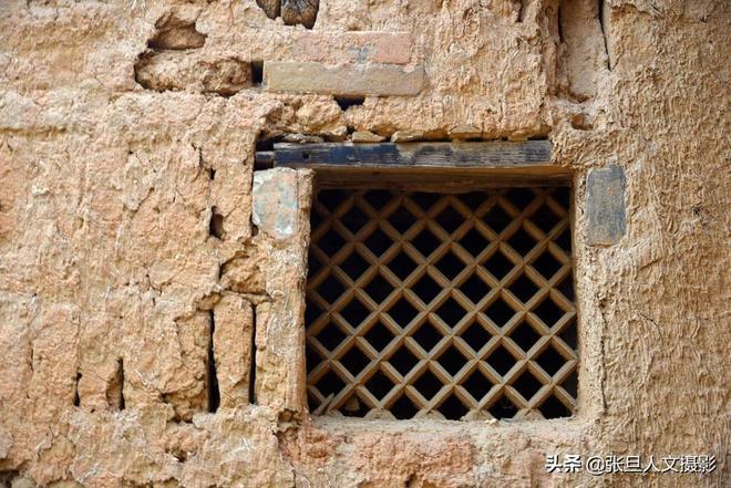 一座隱藏在黃土高原的小山村 村裡有古建築大宅院 還有抗戰游擊隊