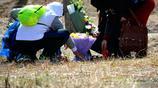 清明節,因為骨灰墳墓不在北京,這一家人祭奠親人方式很好很文明