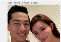 林志玲嫁給了日本男星AKIRA,同一天新郎兄弟宣佈和上戶彩離婚