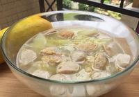 潮味肉丸湯