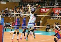 天津女排3-1戰勝山東隊 奪得全國女排錦標賽冠軍