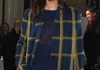 選格子大衣有學問,多種穿搭風格解析,不是大牌也能穿出時髦感!
