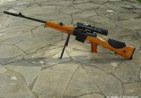 世界上精度最高的狙擊步槍法國FR-F1式7.62mm狙擊步槍