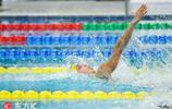 全國游泳冠軍賽:徐嘉餘50米仰泳破全國紀錄