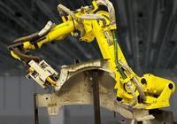 無人化的深入,用機器人來生產機器人