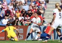 3-0!女足世界盃2天內9隊晉級16強!歐洲女足6比1完勝亞洲女足