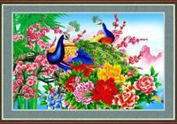 牡丹畫花開富貴……養眼美圖,太漂亮了,快分享給朋友吧!