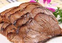 如何做醬牛肉?