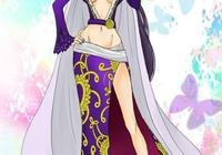《海賊王》中的女帝不是最漂亮的,難道還有比女帝漂亮的?
