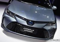 2019款豐田卡羅拉已來!外觀漂亮,售價11萬起朗逸Plus買早了