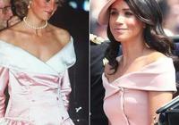 英國王室禮儀專家評價梅根:舉止投足很像戴妃,難怪哈里王子愛她