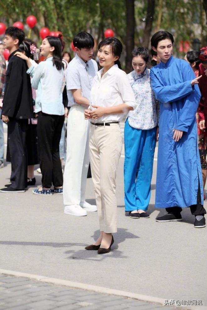"""39歲的陳好素顏照,與當年的""""萬人迷""""比判若兩人"""