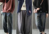 愛上慵懶,愛上文藝!36款簡約的復古風棉麻穿搭,休閒有味道!