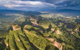大自然的鬼斧神工-丹霞山